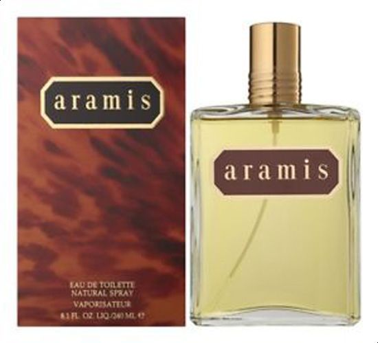 Aramis Classic Natural Spray by Aramis for Men - Eau de Toilette, 240ml