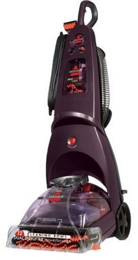 Bissell Proheat Select 2X All Surface Upright Deep Cleaner - Black Cherry Fizz -9400E