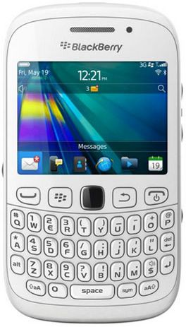 Blackberry Curve 9320 - 512 MB,WiF, White