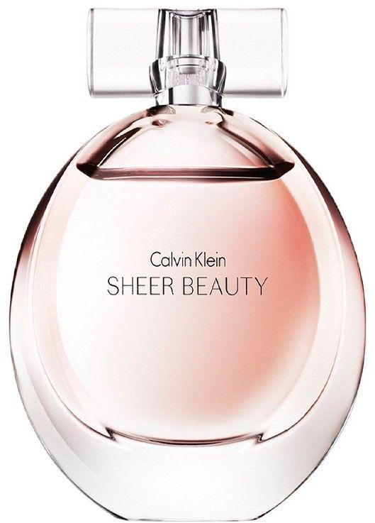 Calvin Klein Sheer Beauty for Women - Eau de Toilette, 100ml