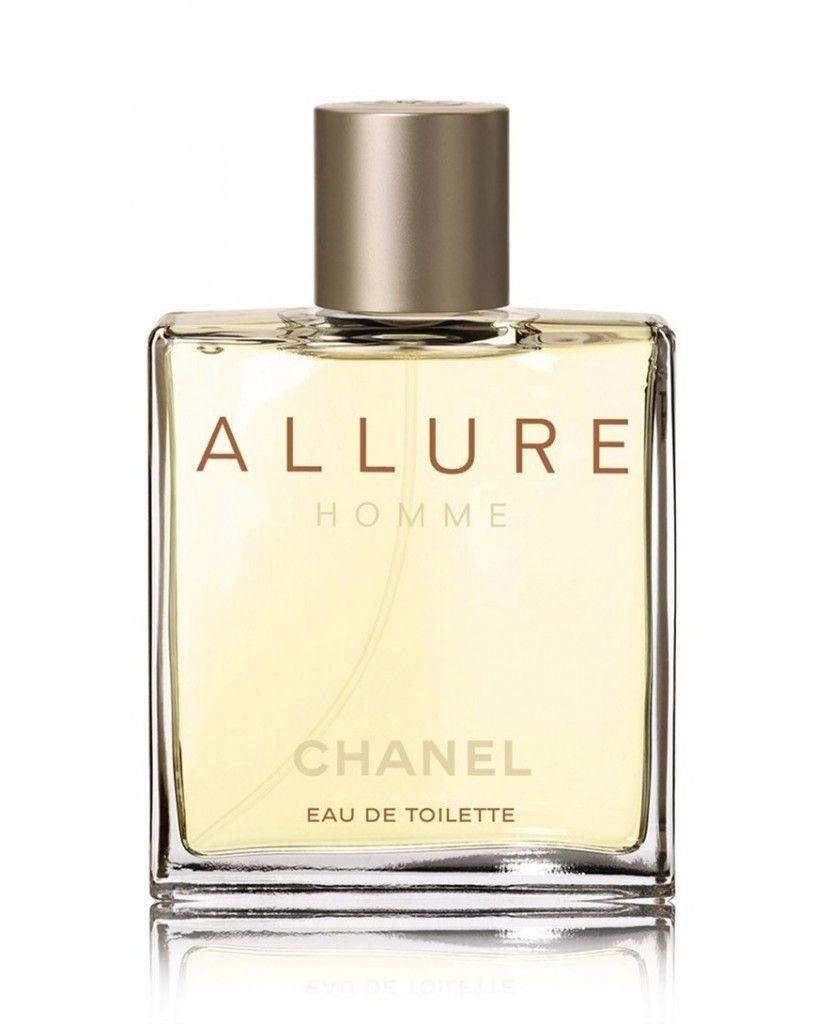 Chanel Allure Pour Homme for Men -Eau de Toilette, 100 ML-