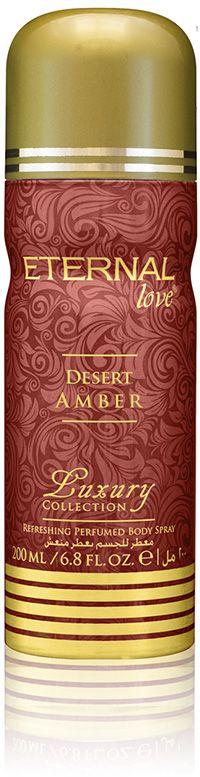 Desert Amber - Body Spray