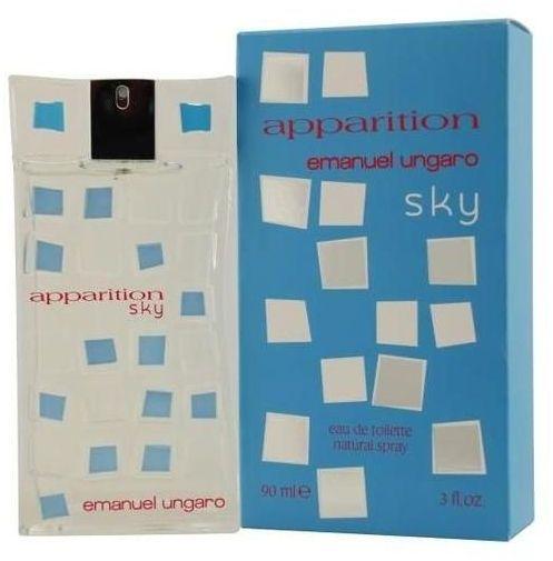 Emanuel Ungaro Sky Apparition Eau De Toilette For Women 90Ml