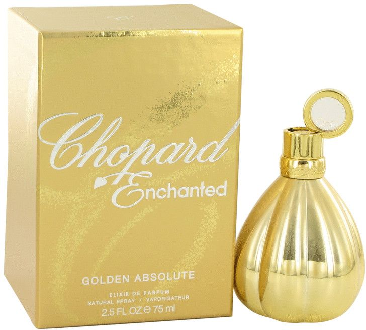 Enchanted Golden Absolute By Chopard For Women - Eau De Parfum , 75Ml