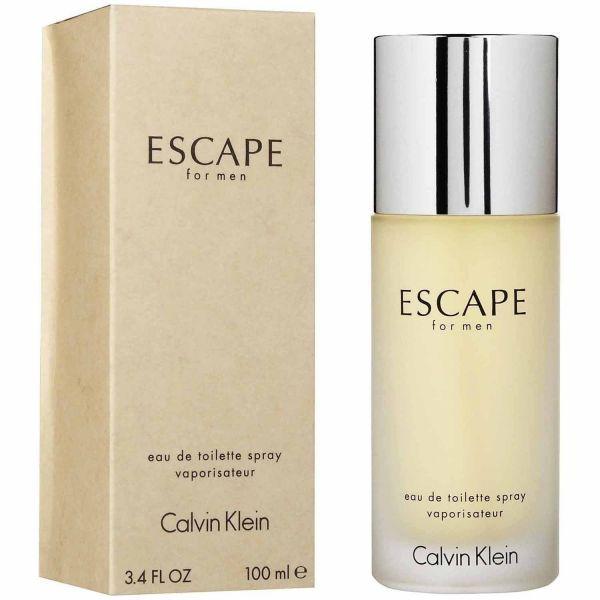 Escape by Calvin Klein for Men - Eau de Toilette, 100ml