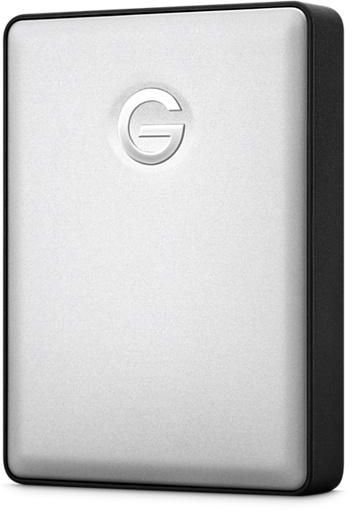 G-Technology 2TB G-DRIVE mobile dual USB-C & USB 3.0 connectivity External Mobile Portable Hard Drive Disk for Mac and Windows or PC - 0G6076