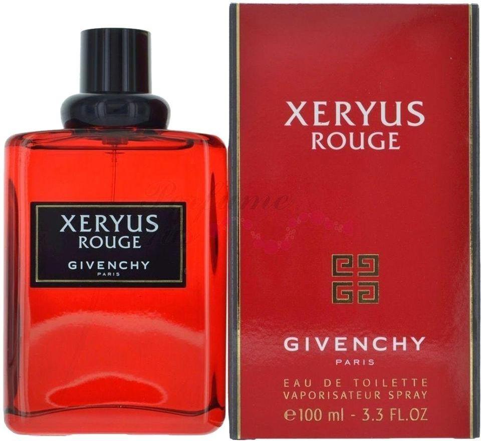 Givenchy Xeryus Rouge By Men Eau De Toilette