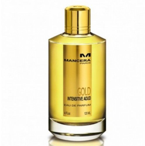Gold Intensive Aoud By Mancera For Women - Eau De Parfum , 120Ml