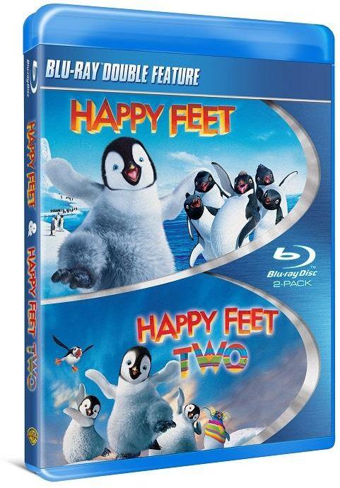 Happy Feet & Happy Feet tow Double Pack (Blu-Ray ) 2011