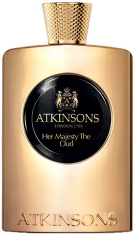Her Majesty The Oud by Atkinsons for Women - Eau de Parfum, 100ml