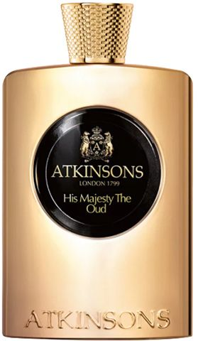 His Majesty The Oud by Atkinsons for Men - Eau de Parfum, 100ml