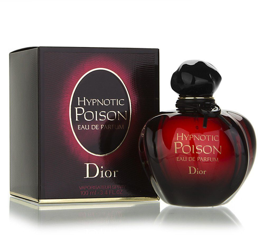 Hypnotic Poison by Christian Dior for Women - Eau de Parfum, 100 ml
