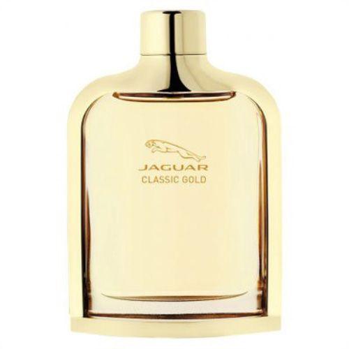 Jaguar Classic Gold For Men - Eau de Toilette, 40ml