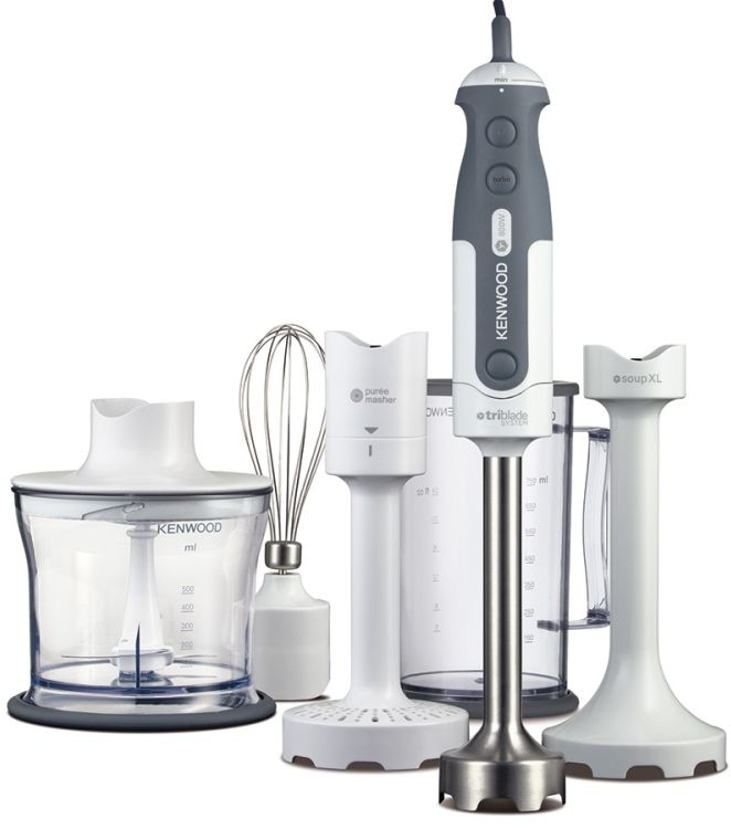 Kenwood Triblade Hand Blender - HDP406