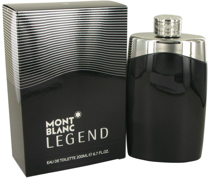 Legend by Montblanc for Men - Eau de Toilette, 200ml