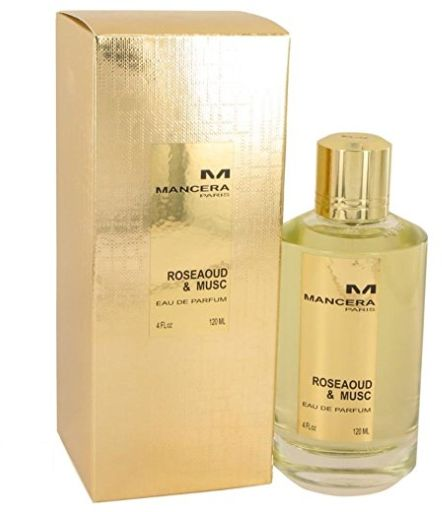 Mancera Roseaoud And Musk Eau De Parfum - 120 ML