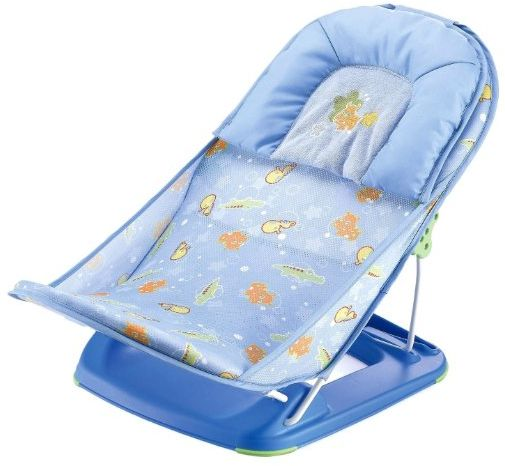 Mastela Deluxe Baby Bather - Blue 0M