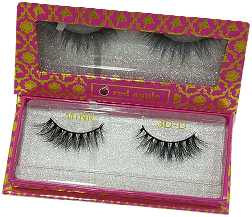 Natural Eyelashes 3D by Red Apple - D