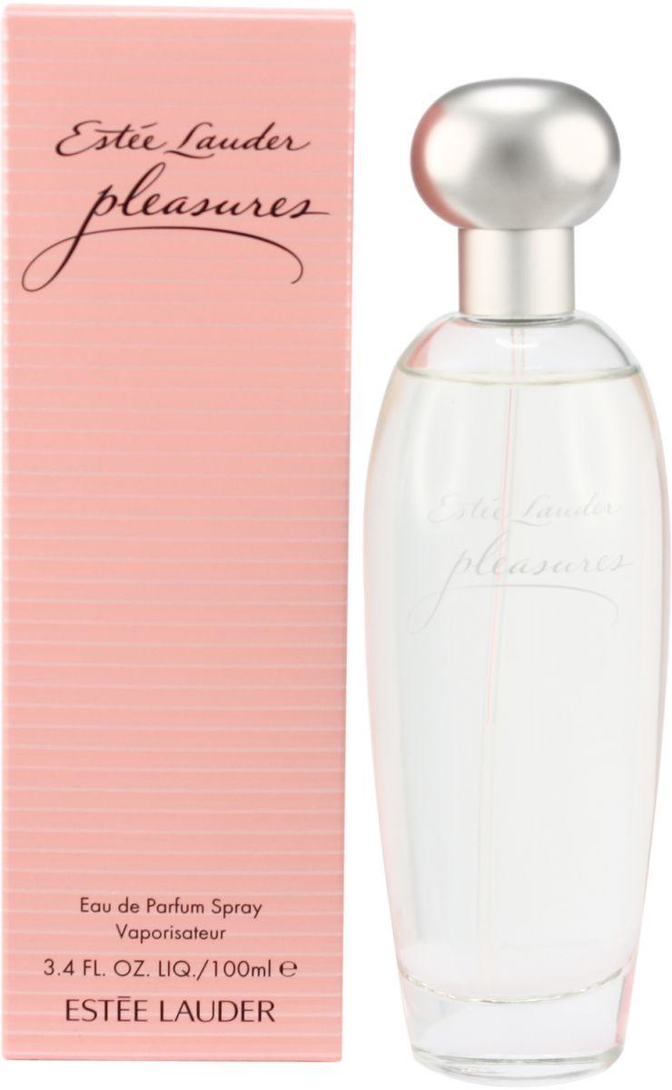 Pleasures by Estee Lauder for Women - Eau de Parfum, 100ml