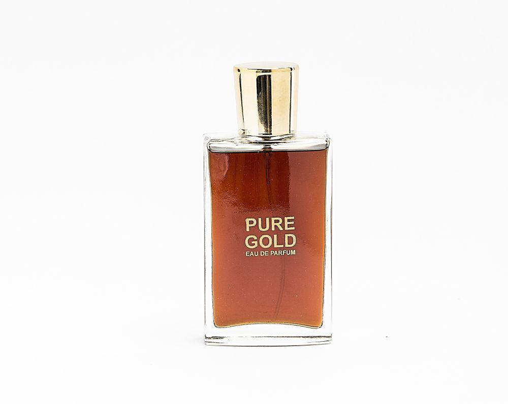 Pure Gold For Women - Eau de Parfum, 100ml