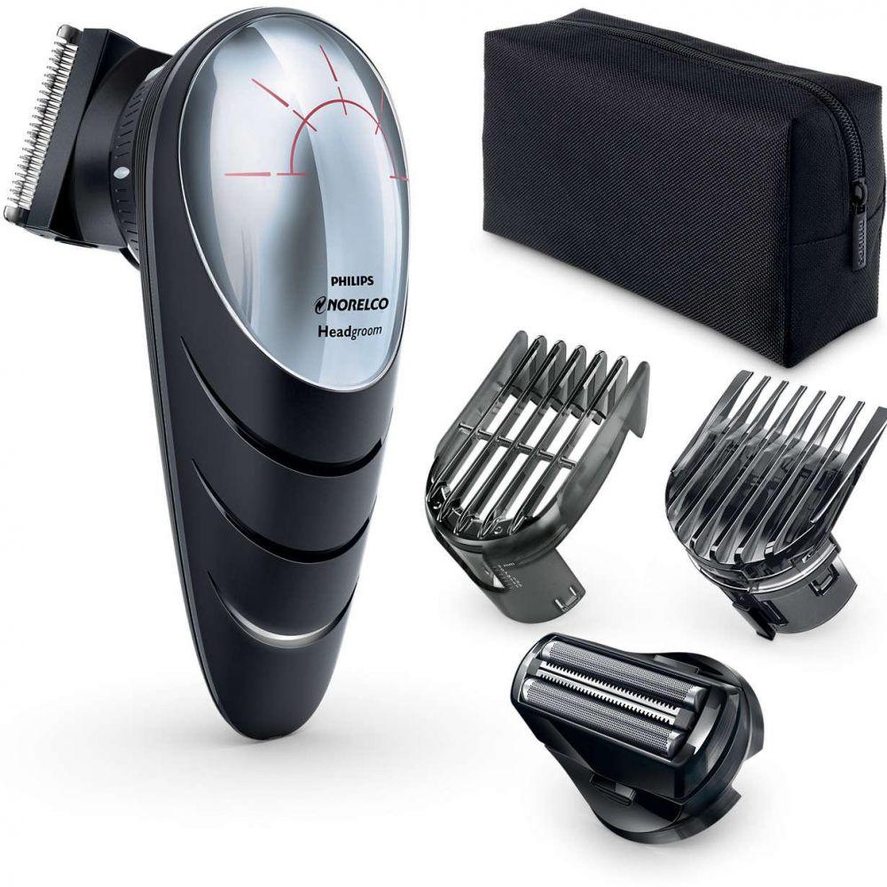 ماكينة قص الشعر من فيليبس QC5580 مع ملحق لحلاقة الشعر، 14 اعداد مدمج - سلكي/لاسلكي