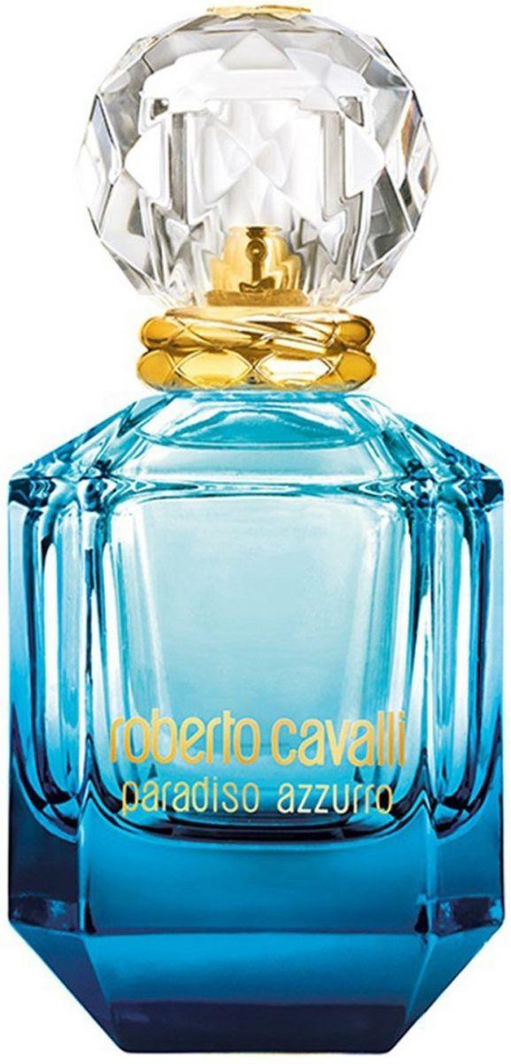 Roberto Cavalli Paradisio Azzuro Eau De Parfum Spray, 2.5 Ounce