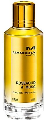 Roseaoud & Musk by Mancera for Unisex - Eau de Parfum, 60 ml
