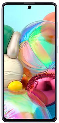 Samsung Galaxy A71 Dual SIM - 128GB, 8GB RAM, 4G LTE, Black