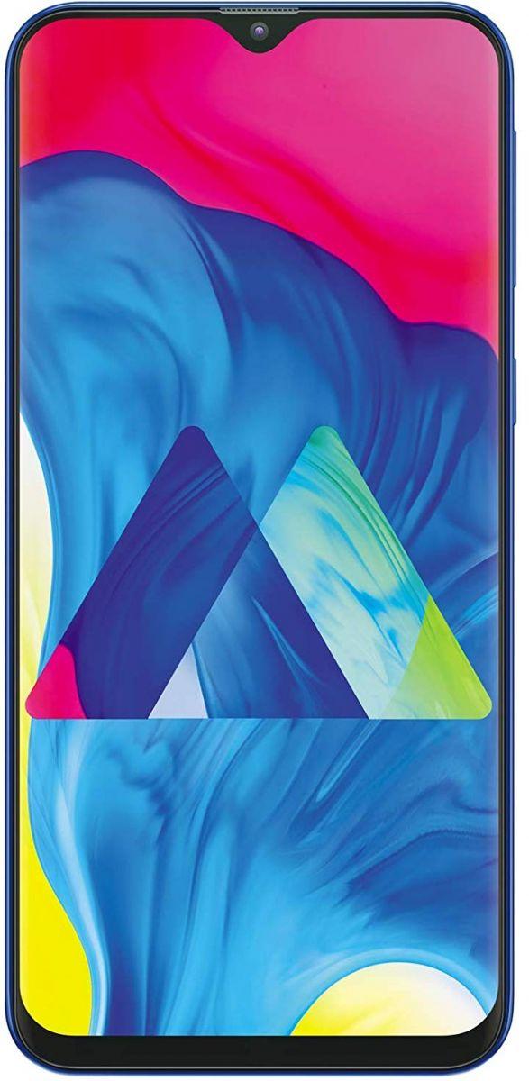 Samsung Galaxy M10 Dual Sim - 16 GB, 2 GB Ram, 4G LTE, Ocean Blue