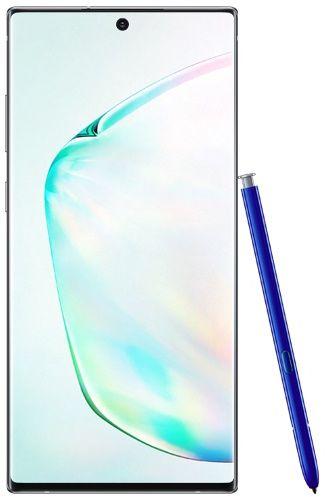Samsung Galaxy Note 10 Plus Dual SIM - 256GB, 12GB RAM, 4G LTE, Aura Glow