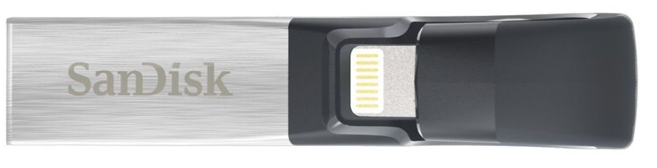SanDisk iXpand Flash Drive for iPhone and iPad 16GB - SDIX30C-016G-GN6NN