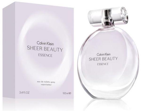 Sheer Beauty Essence By Calvin Klein For Women - Eau De Toilette, 100 ml