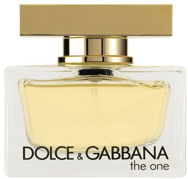 The One By Dolce & Gabbana For Women - Eau De Parfum , 75 ml
