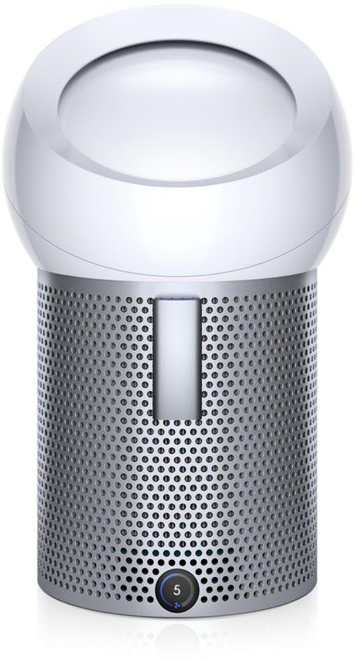 دايسون جهاز تنقية الهواء بيور كول - ابيض وفضي