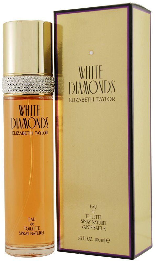 White Diamonds By Elizabeth Taylor For Women - Eau De Toilette, 100 ml
