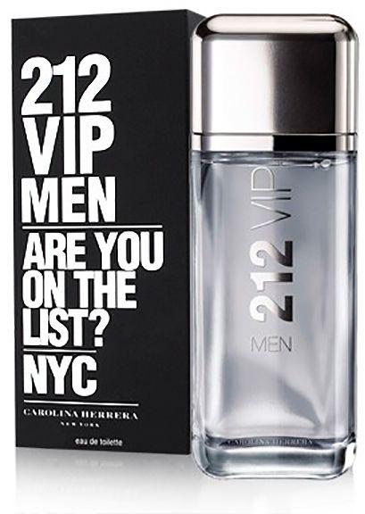 212 VIP by Carolina Herrera for Men - Eau de Toilette, 200ml