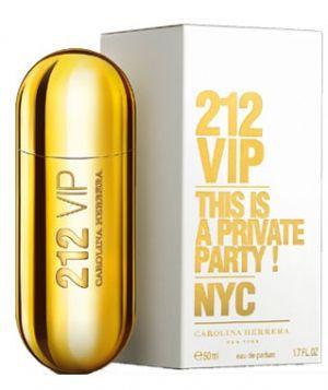 212 VIP by Carolina Herrera for Women - Eau de Parfum, 50ml