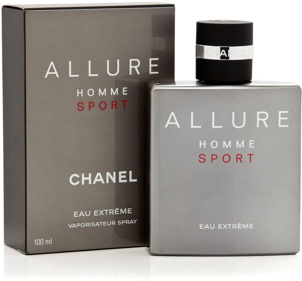 Allure Homme Sport Eau Extreme by Chanel for Men - Eau de Parfum, 100 ml