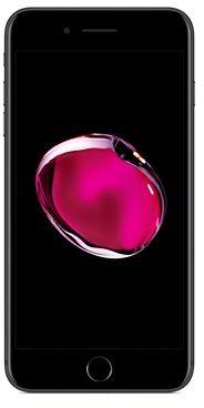 Apple Iphone 7 Plus With Facetime - 32 GB, 4G LTE, Black, 3 GB Ram, Single Sim