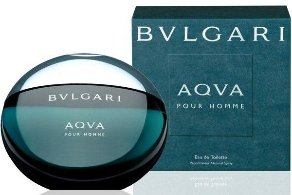 Aqva Pour Homme by Bvlgari for Men - Eau de Toilette, 50ml