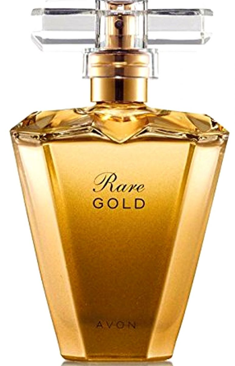 Avon Rare Gold Perfume for Women, Eau de Parfum, 50ml