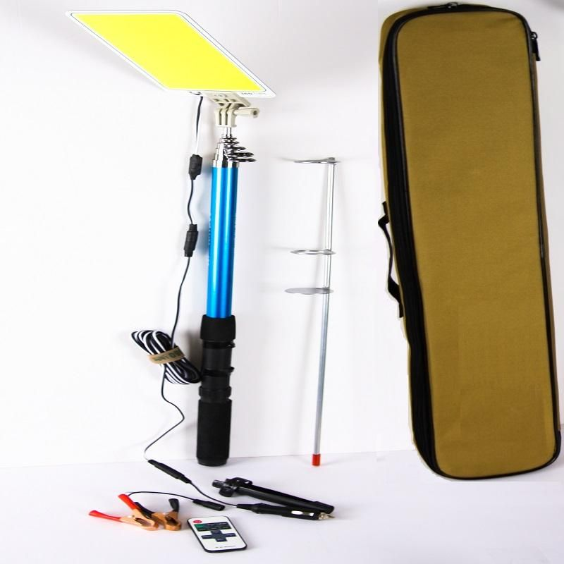 Bagged FL-03B Led light 800w with remote and holder