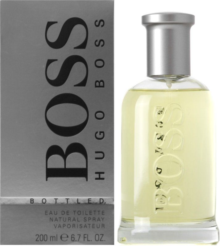 Boss Bottled By Hugo Boss For Men - Eau De Toilette, 200Ml
