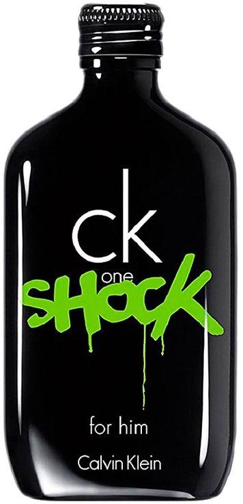 Calvin Klein Ck One Shock for Men - Eau de Toilette, 200ml