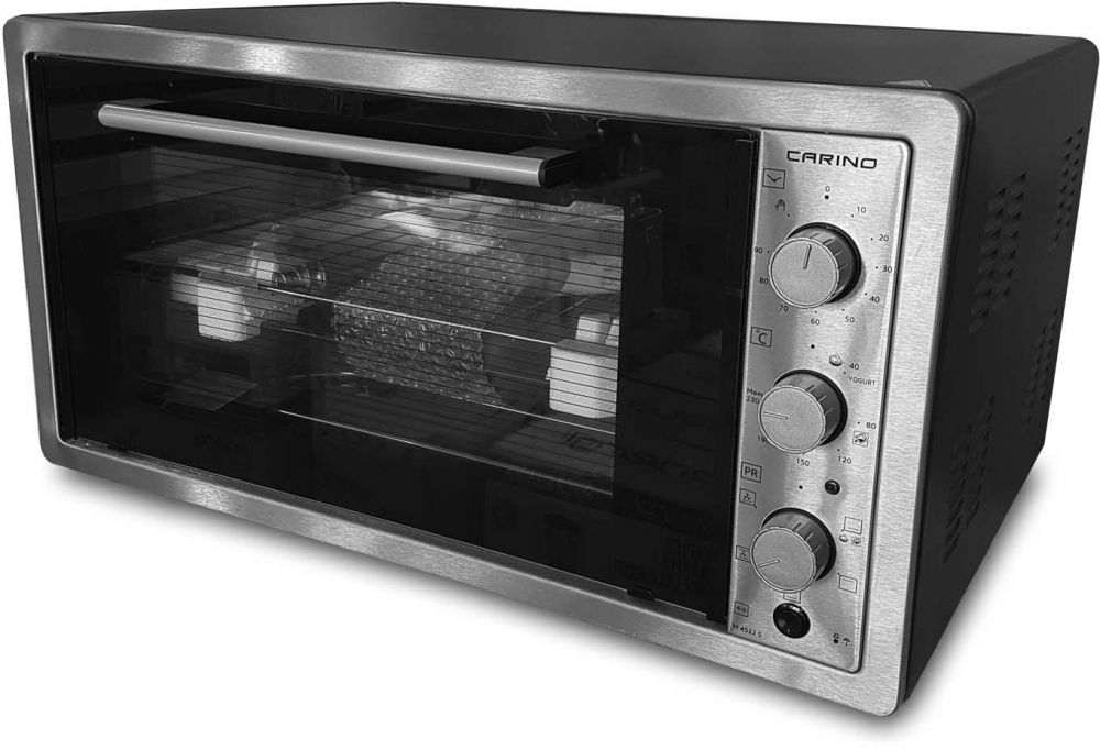 Carino Electric Oven With Grill, 45 Liter, 1400 Watt, Multi Color - M4532S