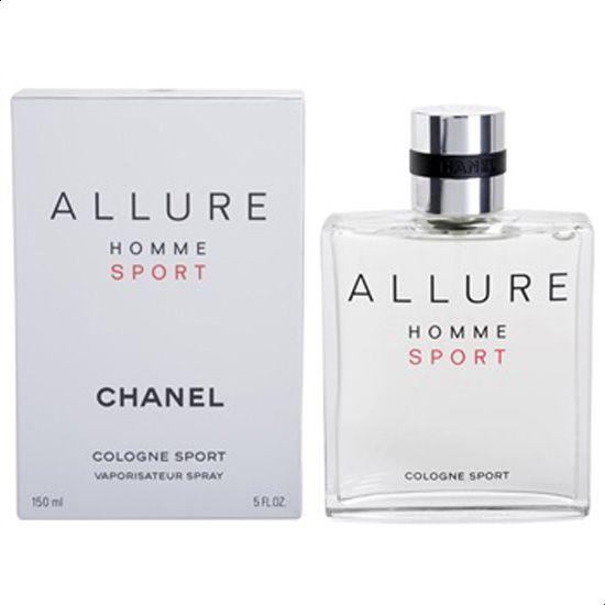 Chanel Allure Sport by Chanel for Men - Eau de Toilette, 150ml