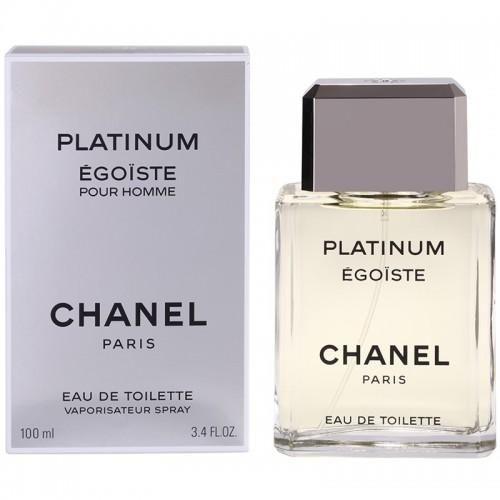 Chanel Platinum Egoiste For Men 100ml - Eau de Toilette