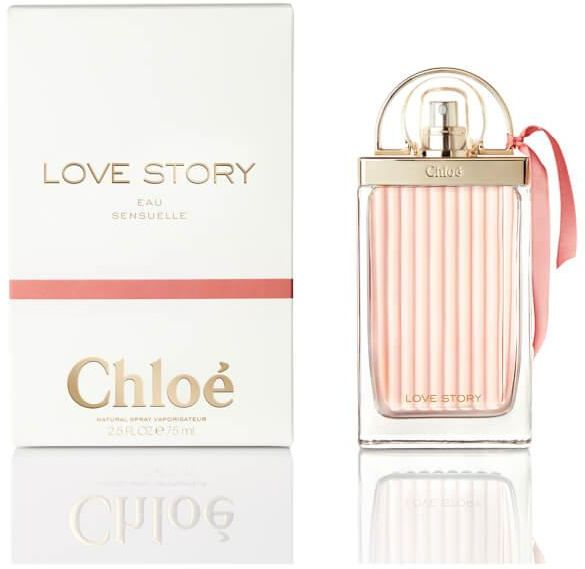 Chloé Love Story For Women 75ml - Eau de Parfum