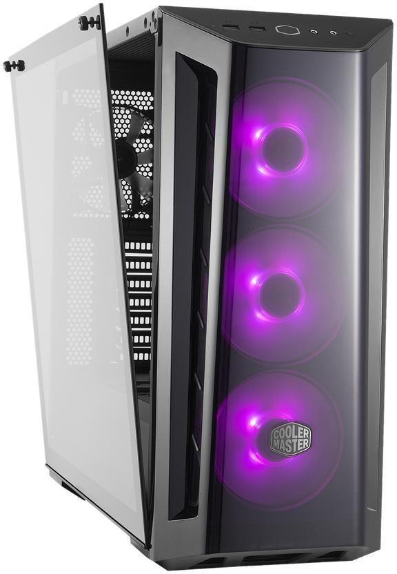 Cooler Master - MasterBox MB520 RGB ATX Mid Tower Case