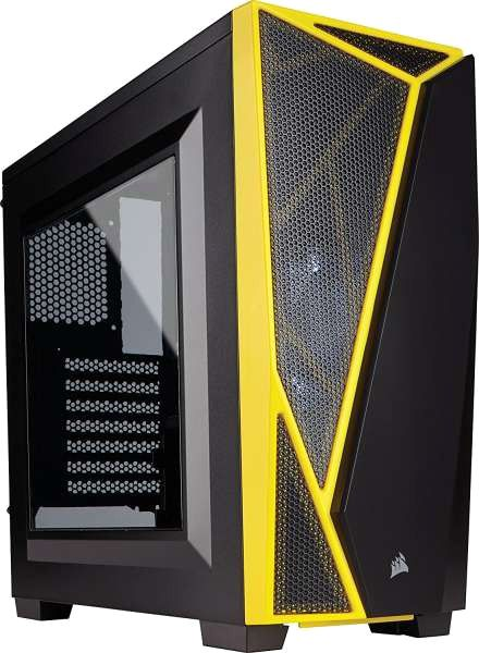 Corsair Carbide Series SPEC-04 Mid-Tower Gaming Case - CC-9011108-WW